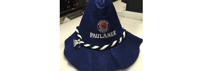 ¡Consigue tu gorro Paulaner!