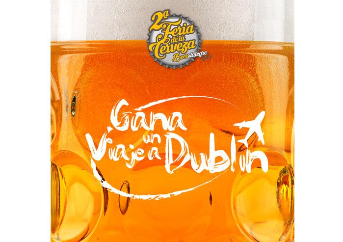 Participa y gana un viaje a Dublín